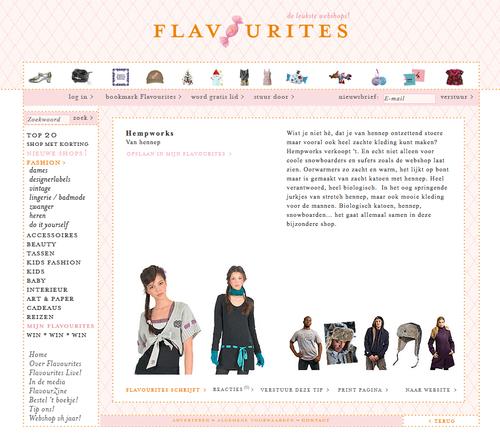 Flavourites - De Leukste Online Shops