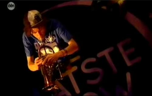 Kyteman at De Laatste Show