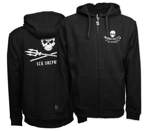 Mens Hoody HoodLamb Sea Shepherd