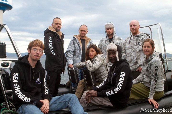 Crew Bob Barker in Hoodlamb gear 4