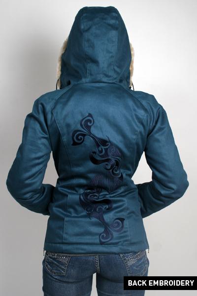 A New Line Of HoodLamb x Sea Shepherd Winter Jackets