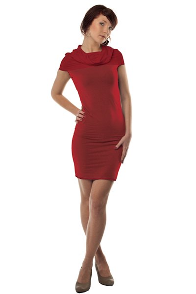 Uprise_collar_dress1