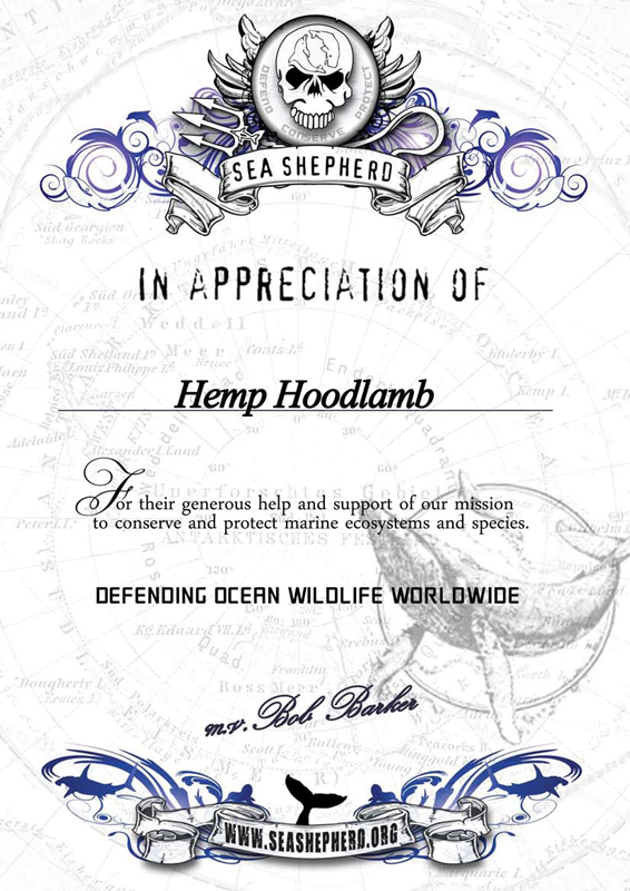 Hemp-Hoodlamb