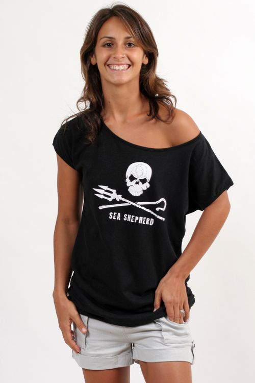 Ladies' Sea Shepherd Relaxed Tee
